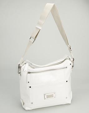 女款白色斜挎包_elle箱包特价3-5折
