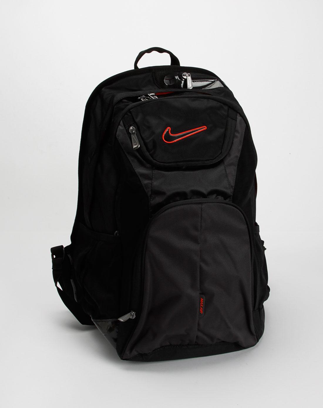团队精英黑色背包_耐克nike-包包官网特价5.5折