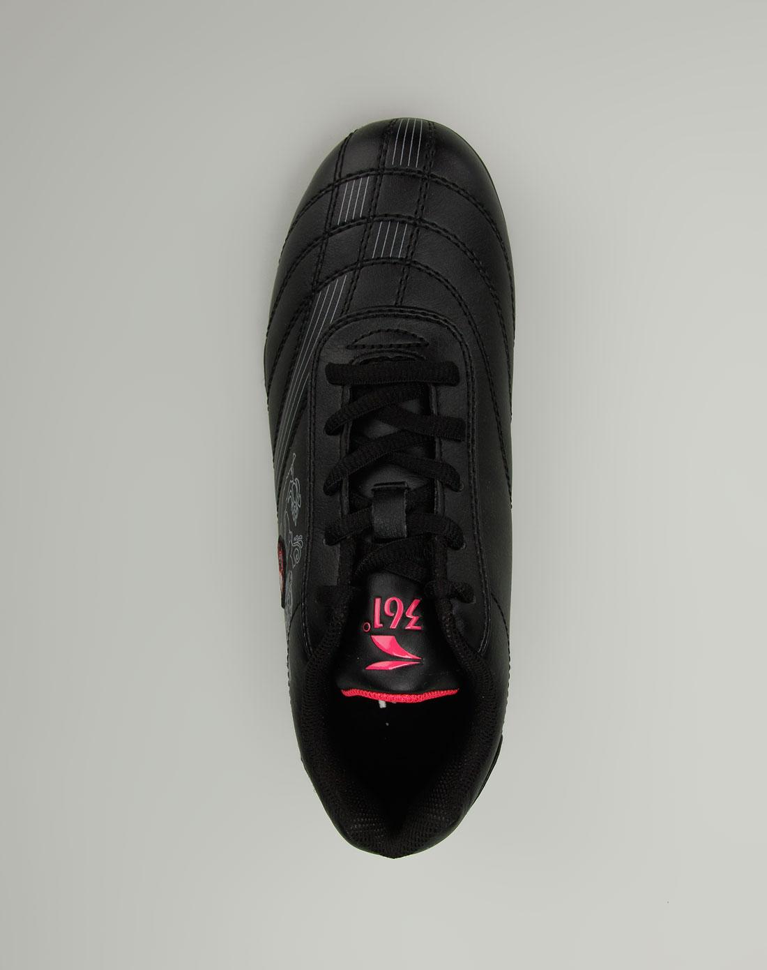 女款黑色休闲鞋_361°官网特价1.7-3.3折