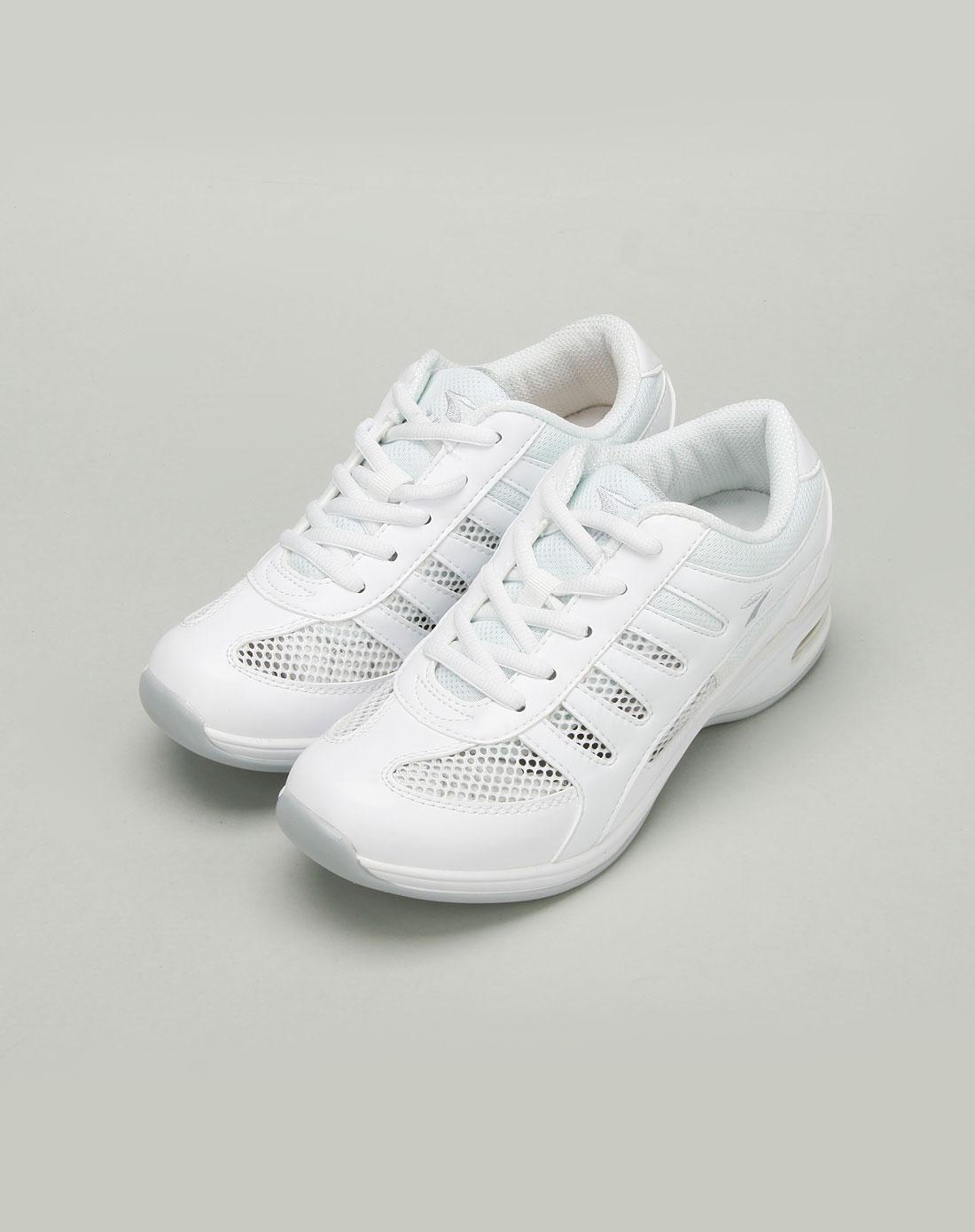 女款白色户外运动鞋_361°官网特价1.7-3.3折
