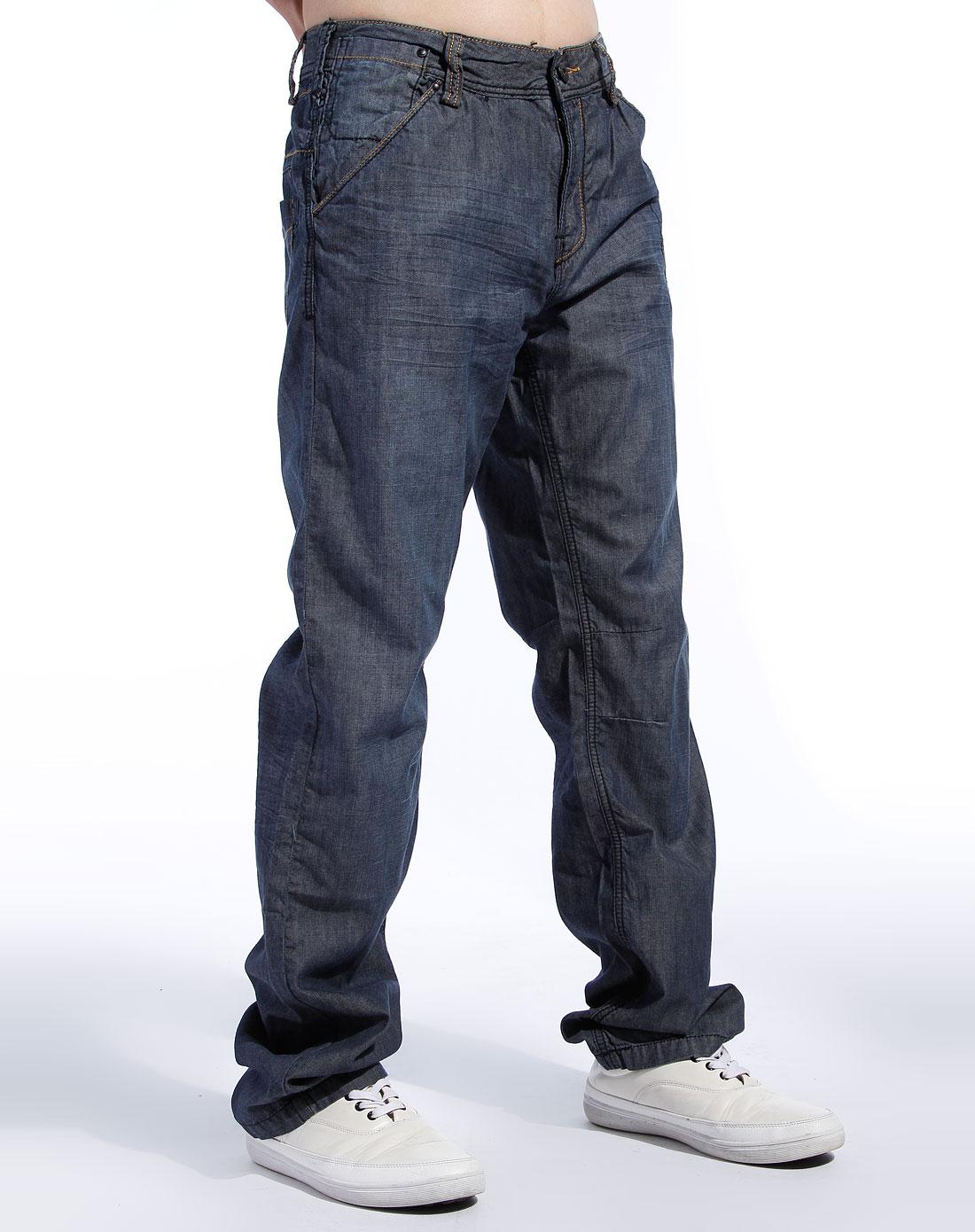 美特斯邦威长裤