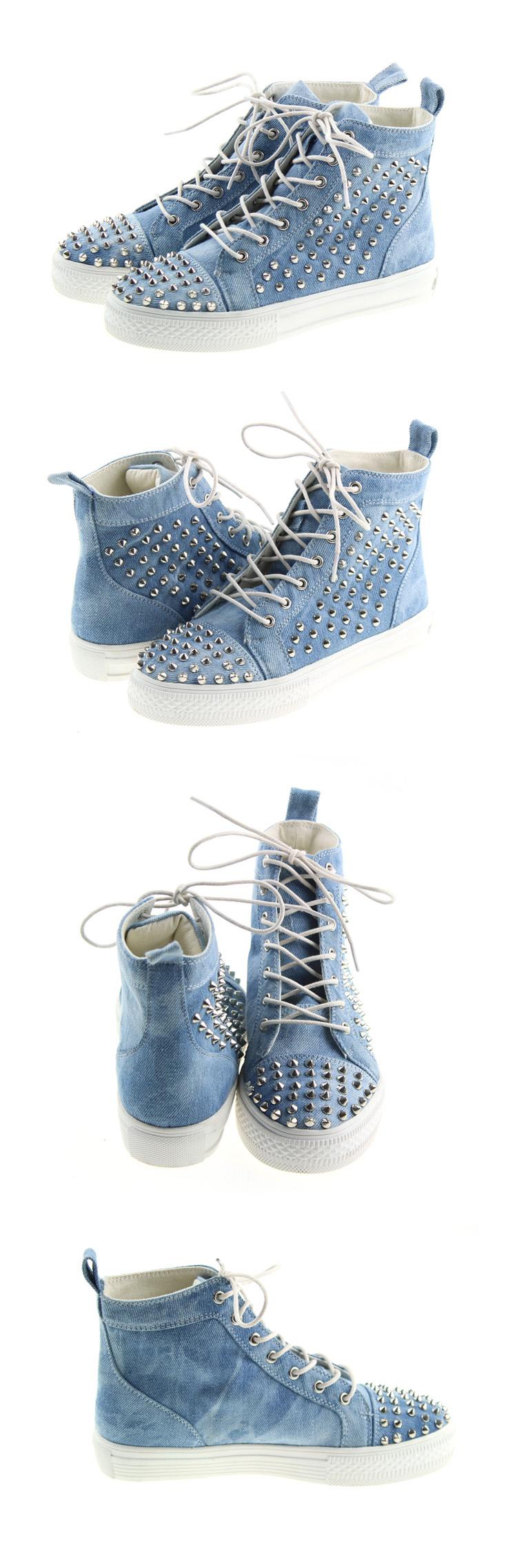 pinkyrose女款蓝色时尚女鞋1215452