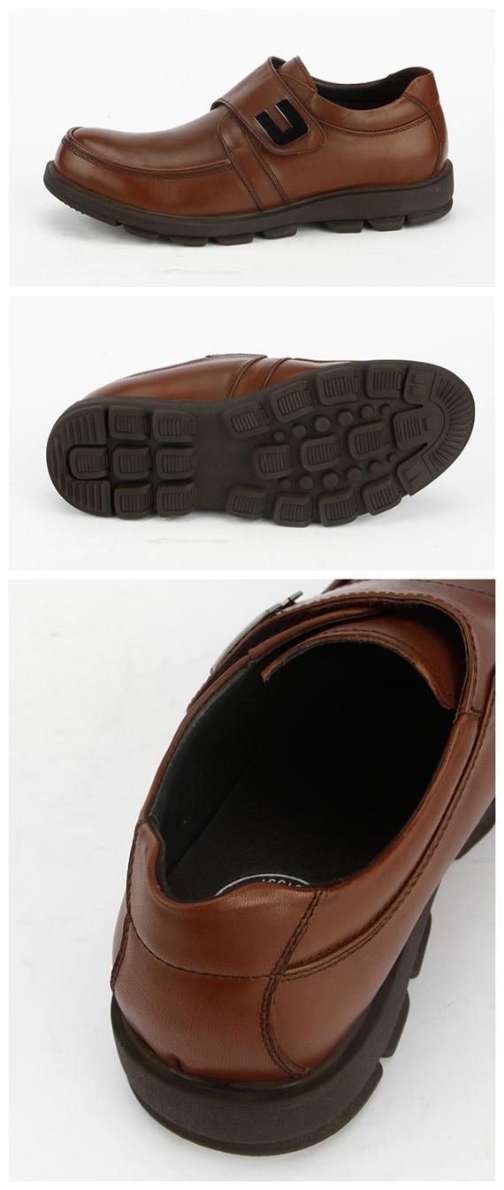 骆驼牌男款黑色休闲鞋